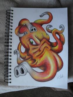 Octopus Elephant