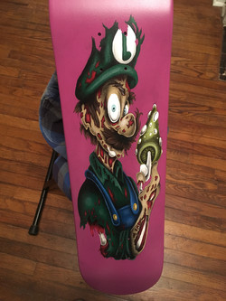 Zombie Luigi