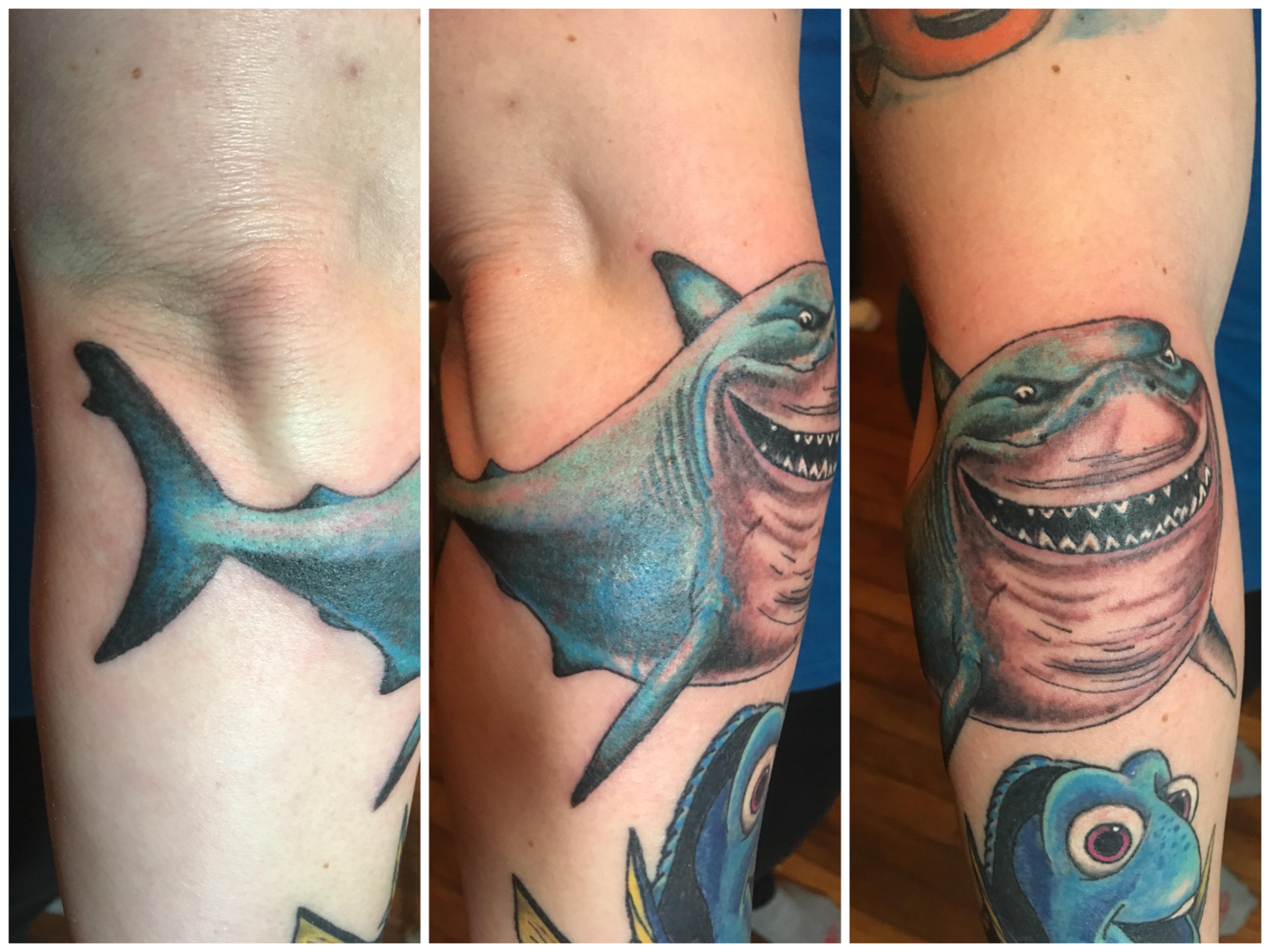 Bruce Tattoo