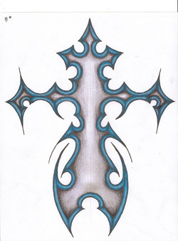 Cross Sketch