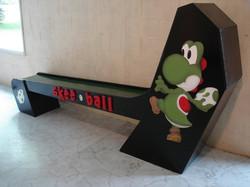 Custom Skee Ball
