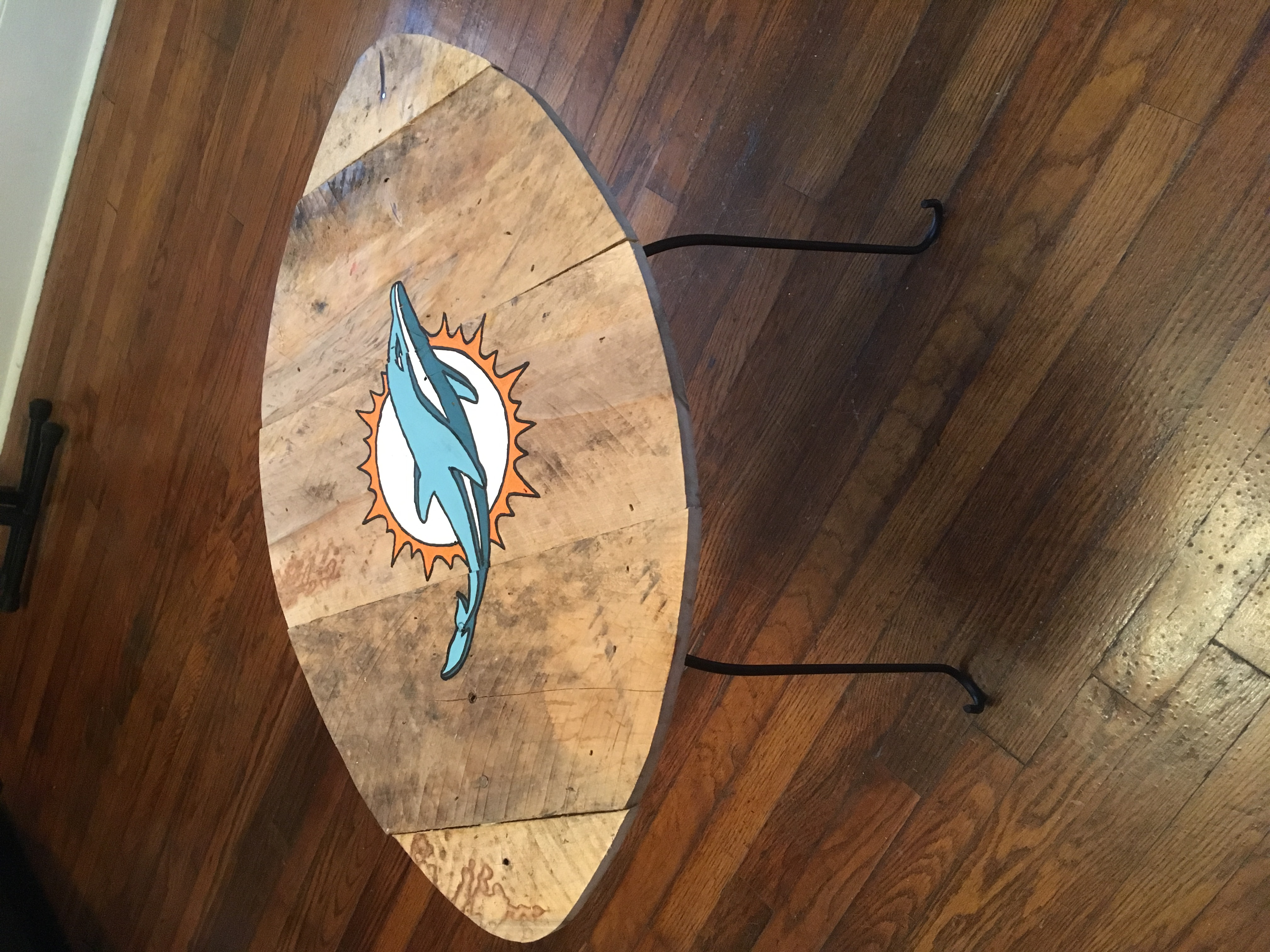 Miami Dolphins Table