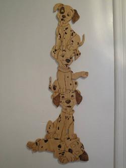 101 Dalmatians Height Chart