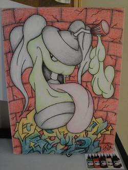 Graffiti Can