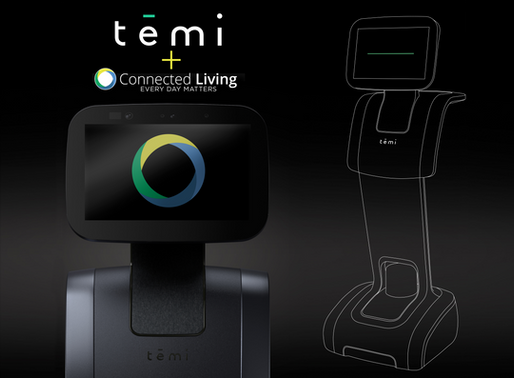 Connected Living Partners with Temi