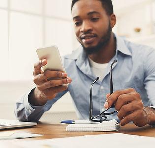 AA employee on phone.jpg