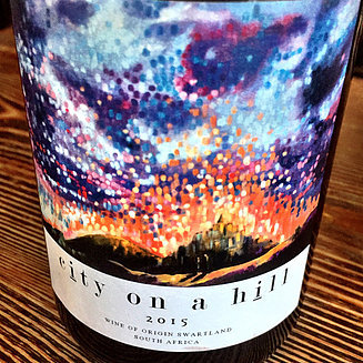 City on a Hill- Chenin Blanc - Roussanne - Viognier