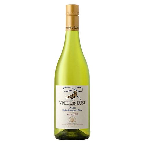 Vrede en lust - Anni - Sauvignon Blanc