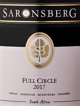 Saronsberg - Full Circle