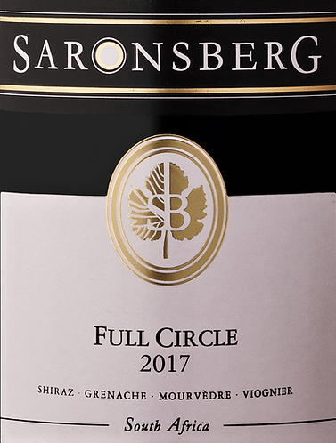 Saronsberg - Full Circle