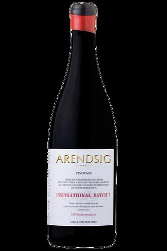 Arendsig - Pinotage - Inspirational Batch 7