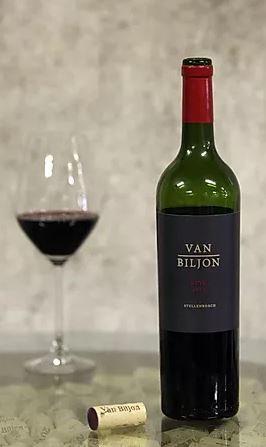 Van Biljon - Cinq