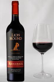 Ridgeback - Lion Hound Red