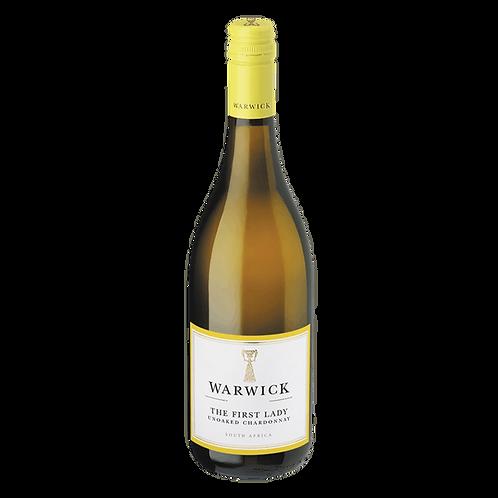 Warwick - First Lady - Chardonnay - Ongeëikt