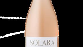 Wijn van de maand augustus: Solara - Blanc de Noir          Pinotage rosé - 9.40 euro
