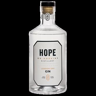 HOPE ON HOPKINS - LONDON DRY GIN