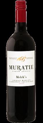 Muratie - Melck's red blend