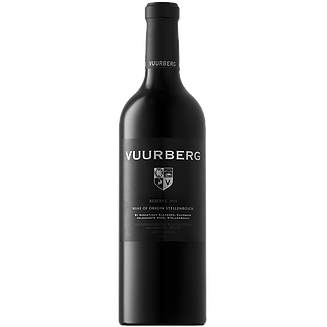 Vuurberg - Red Reserve