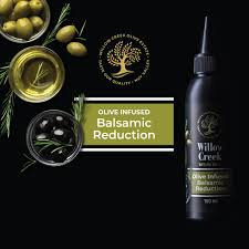 Willow Creek - Balsamic Reduction - Olive Infused