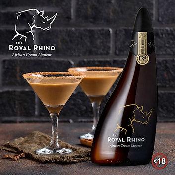 Royal Rhino Cream Liqueur