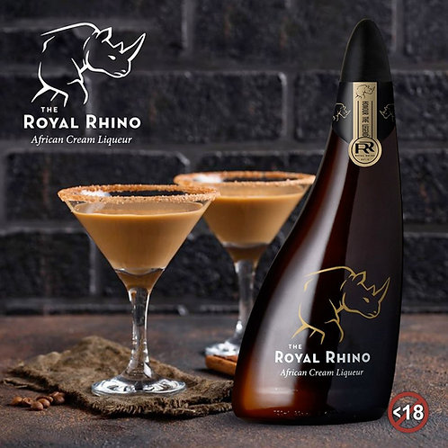 Royal Rhino Cream Liqueur