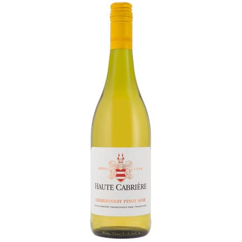 Haute Cabriere - Chardonnay - Pinot Noir