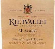 Rietvallei - Red Muscadel