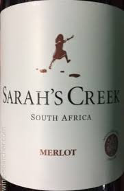 Sarah's Creek - Merlot