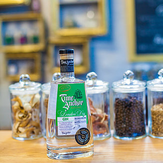 TIME ANCHOR - LONDON DRY GIN