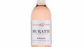 Wijn van de maand:  Muratie, Johanna, Rosé - 10 euro