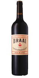 Braai - Cabernet Sauvignon - (Made by Bruwer Raats)