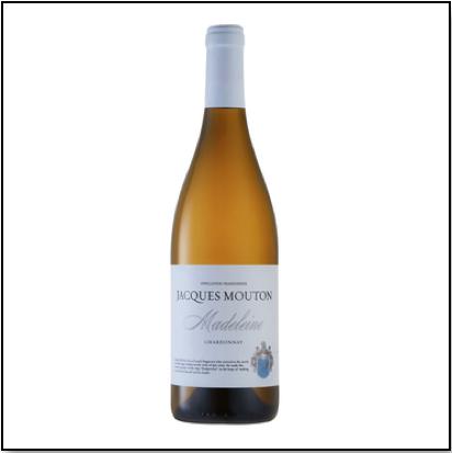 Jacques Mouton - Madeleine - Chardonnay