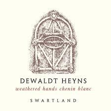 Dewaldt Heyns - Chenin Blanc - Weathered hands