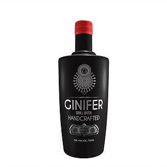 Ginifer Barrel Aged Chili Infusion Gin