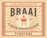 Braai - Pinotage