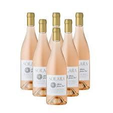 Solara - Blanc De Noir - Pinotage Rosé