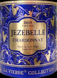 La Vierge - Jezebelle - Chardonnay