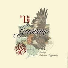 Van Loggerenberg - Geronimo - Cinsault
