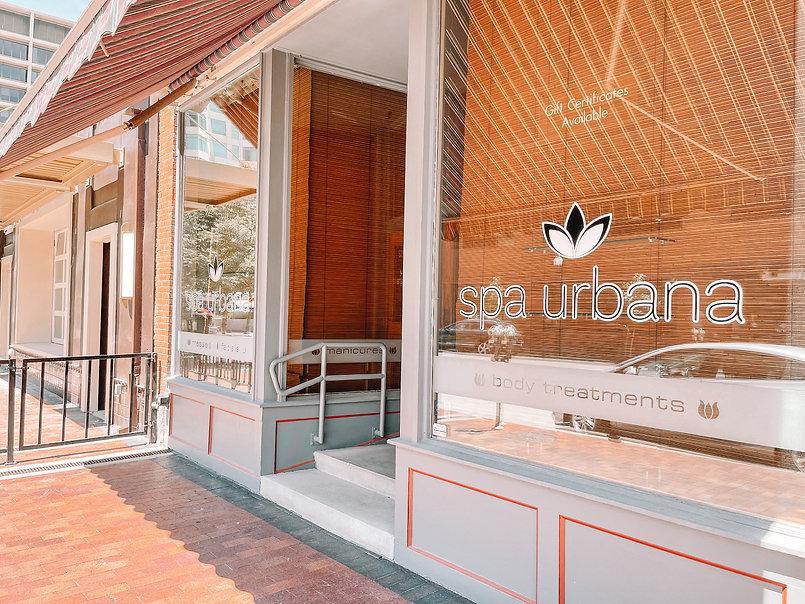 Spa Urbana Storefront