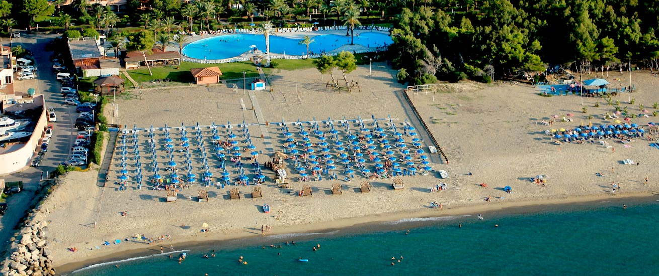 TINDARI RESORT & MARINA BEACH****
