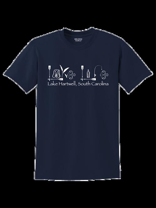 Lake Life Tee