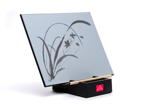 Yahoo!: The Buddha Board is perfect for calming the mind through therapeutic painting