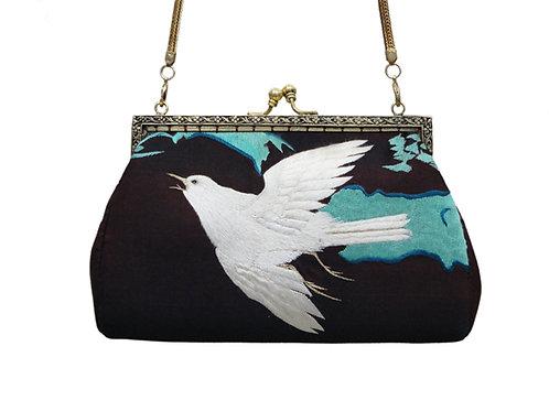 Gorgeous Bird Embroidery