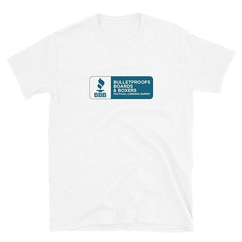 BBB WHT T-Shirt