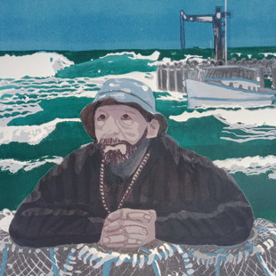 The lobster fisherman