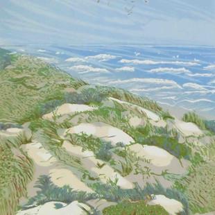 Sky, sea and sand at Venus Bay