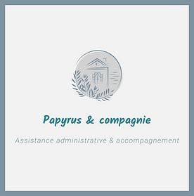 Logo Papyrus & Compagnie