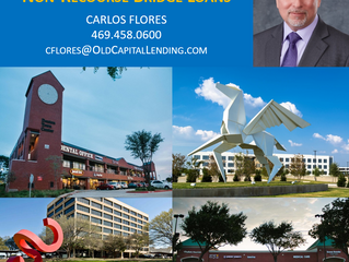 Non-Recourse Bridge Debt Financing for Multifamily, Retail Office