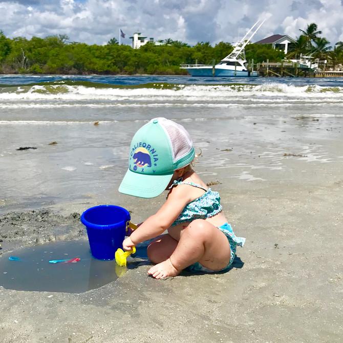Salt Baby Surf First Day of School