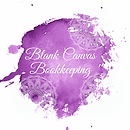Blank Canvas Bookkeeping Logo